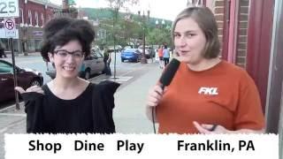 Shop - Dine - Play, Franklin PA (#1)
