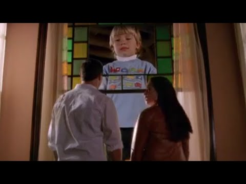 Charmed 7x17 | Wyatt Traps Piper And Leo In The Dollhouse