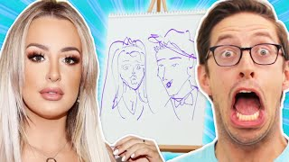 Video The Try Guys Draw Their Favorite YouTubers MP3, 3GP, MP4, WEBM, AVI, FLV September 2019
