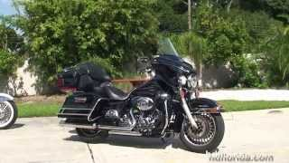 8. Used 2010 Harley Davidson Ultra Classic Electra Glide Motorcycles for sale