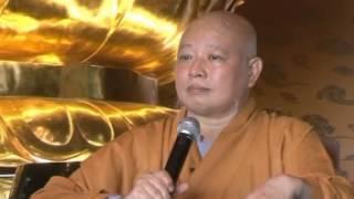 LUẬT NGHI PHẬT TỬ TG - TT THÍCH LỆ TRANG thuyết giảng ngày 13.05.2012 (MS 78/2012)