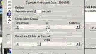 Как правильно сжимать видеофайлы в программе VirtualDub?