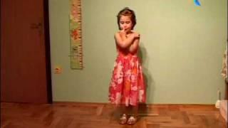 TALENTI Hoki poki ples