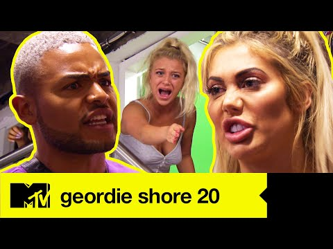 EP #3 CATCH UP: The Lasses Kick Off After Nathan's Drama Dig | Geordie Shore 20