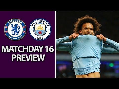 Video: Chelsea v. Man City I PREMIER LEAGUE MATCH PREVIEW I 12/8/18 I NBC Sports