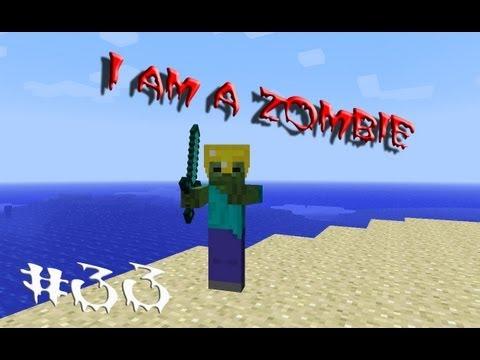 Обзор мода minecraft теперь я зомби you are the