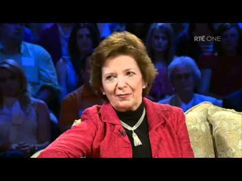 Mary Robinson youtube