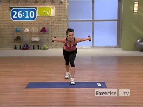Exercise - Exercise TV Target Tone Total Body.