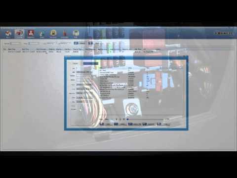 Zapisovač údajov OBDII/EOBD NT100