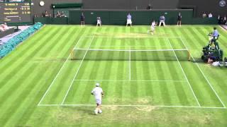 Tennis Highlights, Video - 2013 Day 3 Highlights: Yen-Hsun Lu v Andy Murray