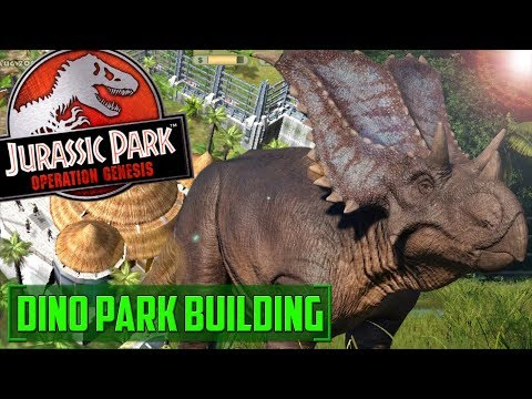Jurassic Park Operation Genesis | The Best Park Building Game