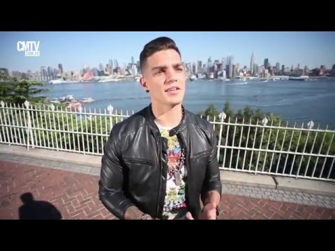 Thiago video Entrevista New York - Soundtrack 2014