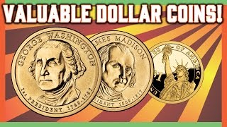 RARE PRESIDENTIAL DOLLAR COIN ERROR - VALUABLE COINS