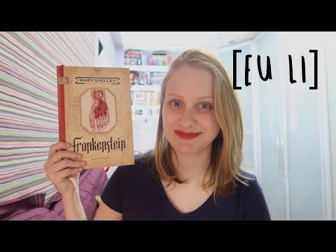 FRANKENSTEIN | Livros e mais #199