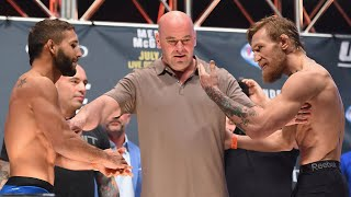 Top Fights and Moments from International Fight Weeks by UFC