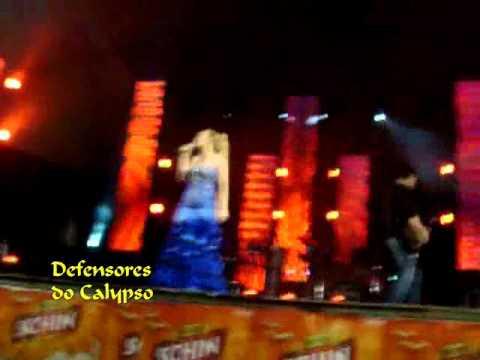 Ataque de um leao- Banda Calypso em Nova Itarana KM100 - 13/11/2011