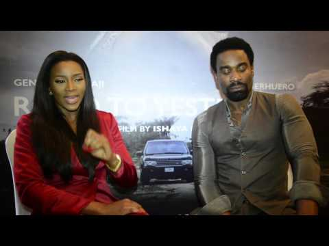 """Nollywood Actress Genevieve Nnaji Says """"Road To Yesterday"""" is a Statement 