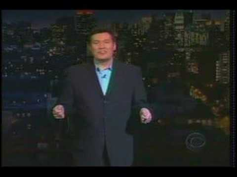 Jim Short Late Show with David Letterman