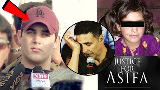 Video Asifa Kathua Case पर Akshay Kumar के बेटे Aarav का SAD REACTION MP3, 3GP, MP4, WEBM, AVI, FLV September 2018