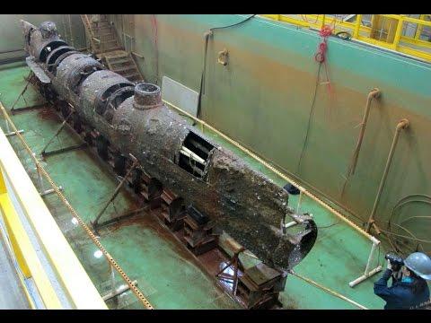 первая в мире субмарина подводная лодка