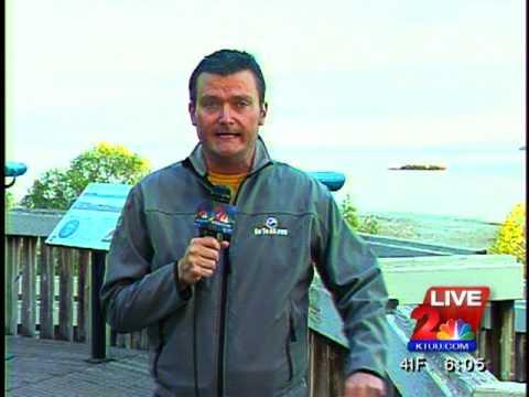 News / Weather Blooper KTUU Meteorologist Scott Elnes Welcomes Fictional Captains To Anchorage