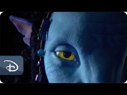 >迪士尼花6年建造的《阿凡達》主題樂園這個月就要開幕,裡面的星球設計大人都會玩到不想離開啊!