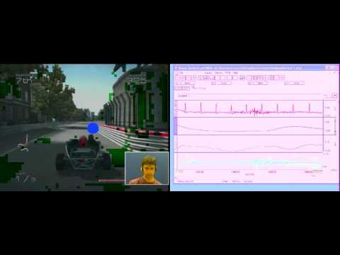 Eye Tracking And Psychophysiology Measures On Game Play.wmv