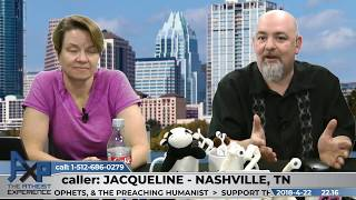 Atheist Experience 22.16 with Matt Dillahunty and Jen Peeples
