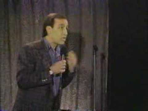Dom Irrera - How to Speak Italian