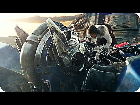 TRANSFORMERS 5: THE LAST KNIGHT 3D Making Of & Trailer (2017)