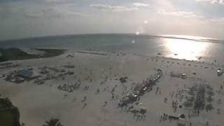 Time Lapse - Fort Myers Beach Sand Sculpting Festival