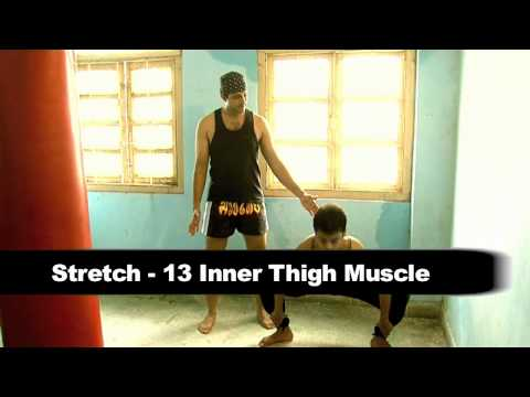 YoBoHoFitness - Learn Kick Boxing Stretches with Yoboho Fitness -------------------------------------------------------------------- For Yoboho Fitness Videos (Social Media ...