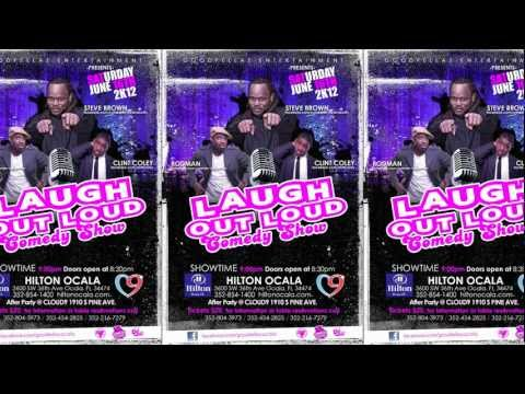 GooDFellaz presents LOL Comedy Show COMMERCIAL - JUNE 16, 2012!