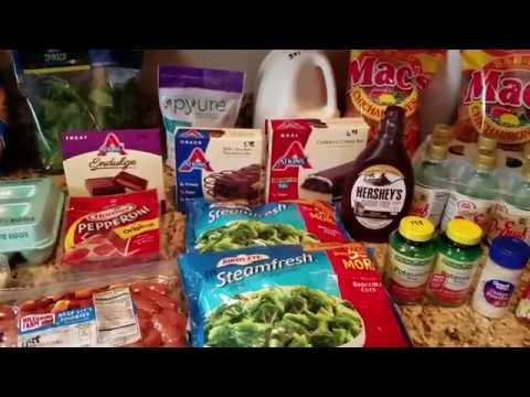 Walmart Keto Grocery Haul | Low Carb Diet