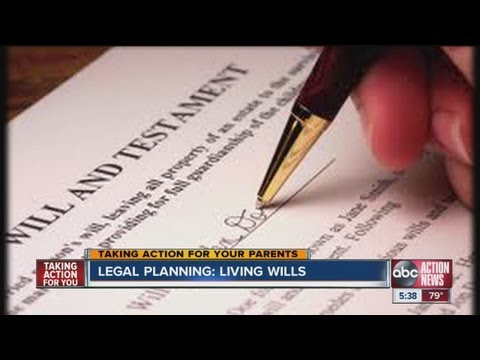 Taking Action for your Parents:  Living wills, healthcare surrogate