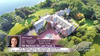 Lake Bluff (IL) United States  city photos gallery : Ann Lyon - 405 Mayflower Rd, Lake Forest, IL