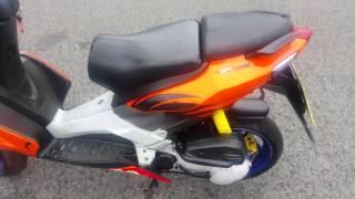 9. Aprilia Sr 49cc 2005