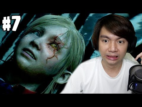 Sherry Terinfeksi ? - Resident Evil 2 Indonesia - Claire Part 7