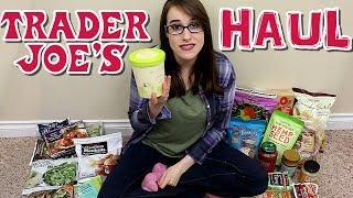 Trader Joe's Haul (our favorite vegan stuff)