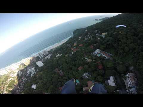 4K Speedfly Rampa Pedra Bonita Racha de Mirage