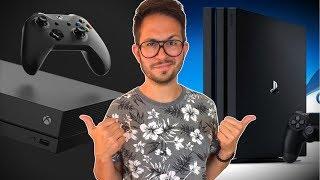 PS4 Pro et Xbox One X, mais à quoi rime vraiment ces consoles mid-gen ? Je vous en parle... Si cette vidéo vous a plu, n'hésitez...