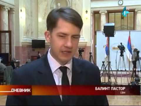 Dnevnik - Platforma na Skupštini - slabe šanse-cover