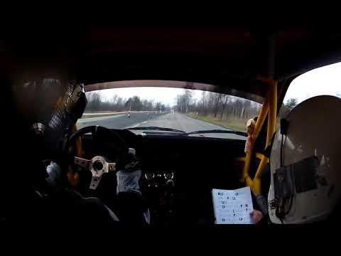 Barbórka Tyska 2017 - [OS3 onboard] OesRecords Rally Team
