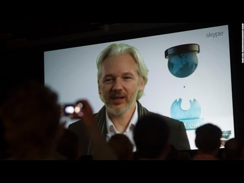 Rape Charges Dropped Against Julian Assange