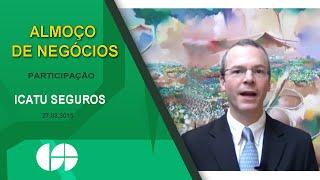 Almoço de Negócios com a participação da Icatu Seguros- 27/03/2015 - Hotel Fiesta - Salvador- BA