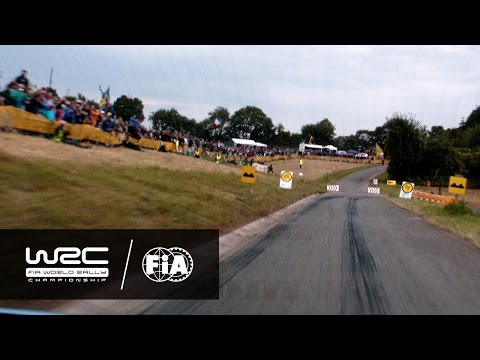 WRC/Rally Alemania - Dani Sordo On Board