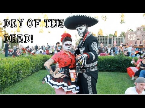Day of the Dead:  Hollywood Cemetery Celebration
