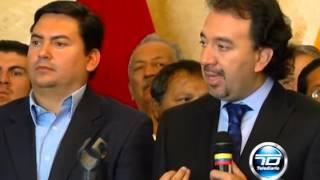GOBIERNO NACIONAL  REALIZARÁ 6 MESAS  DE DIÁLOGO EN EL AZUAY