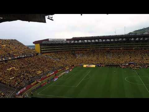 Así canta la hinchada de Barcelona Sporting Club - Sur Oscura - Barcelona Sporting Club