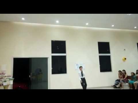 Pregação Júnior Bastos em Tabocas do Brejo Velho- BA